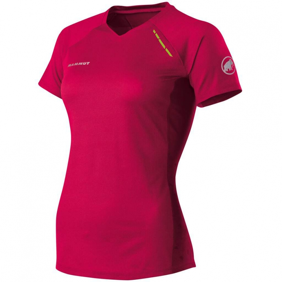 Mammut MTR 71 women's t-shirt Reviewed