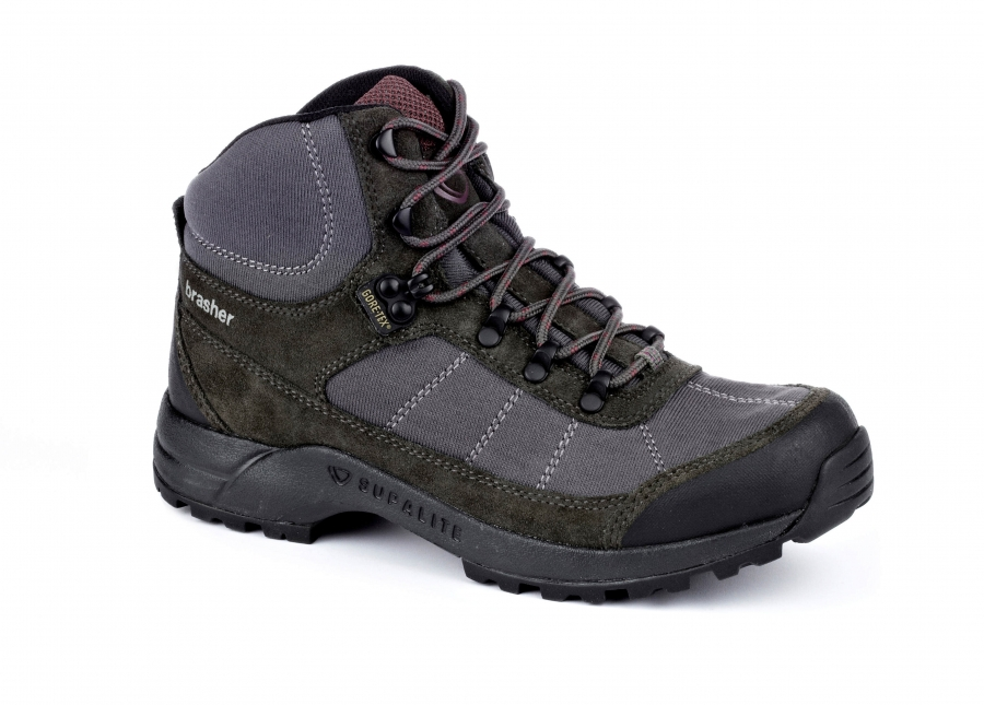 Brasher Women's Supalite Active GTX walking boots Reviewed