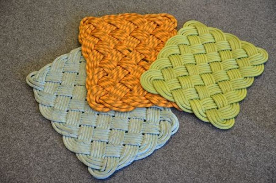 Edelrid show you how make your own rope mats