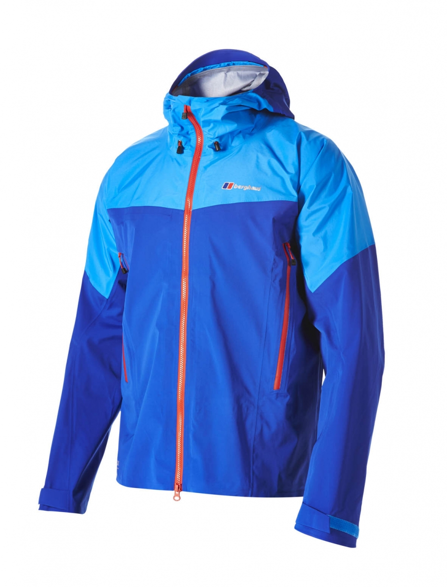 Berghaus extends Extrem range with technical waterproofs and fleece