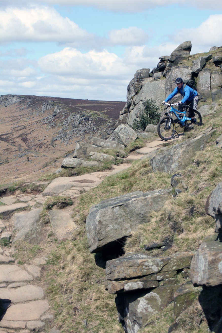 Talking Points - What future for Stanage?