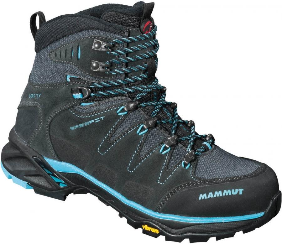 Women's Mammut T Advanced GTX walking boots Reviewed