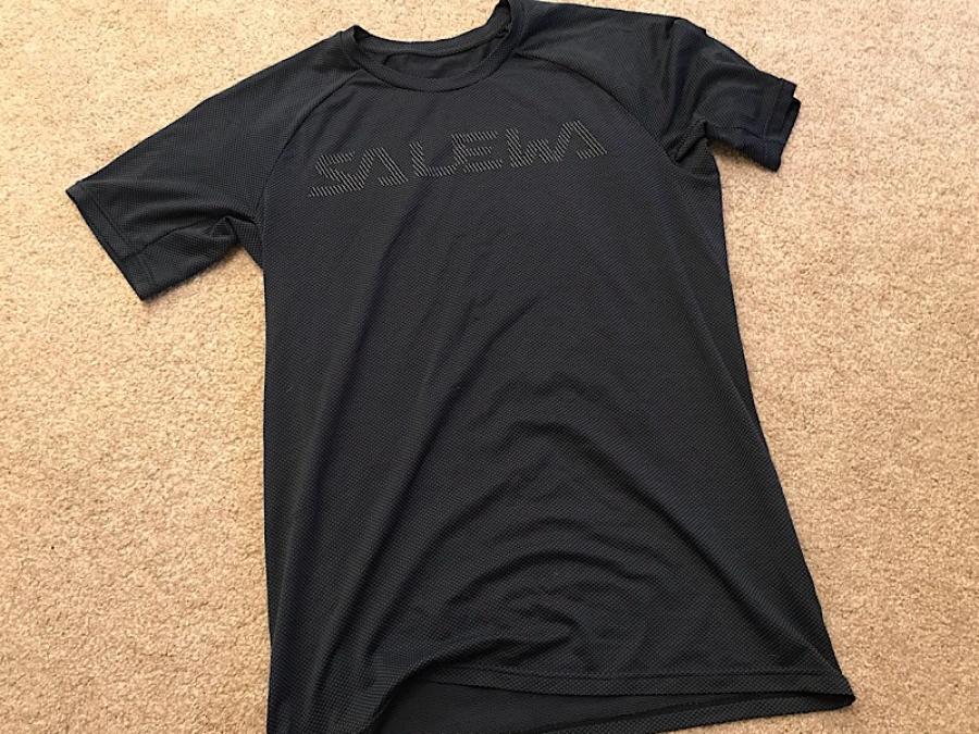 Salewa Pedroc Delta T-shirt: Tested & Reviewed