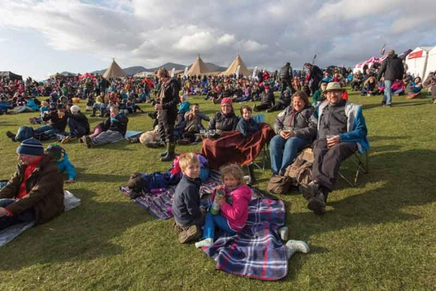 Berghaus to celebrate 50 years of adventure at Keswick Mountain Festival