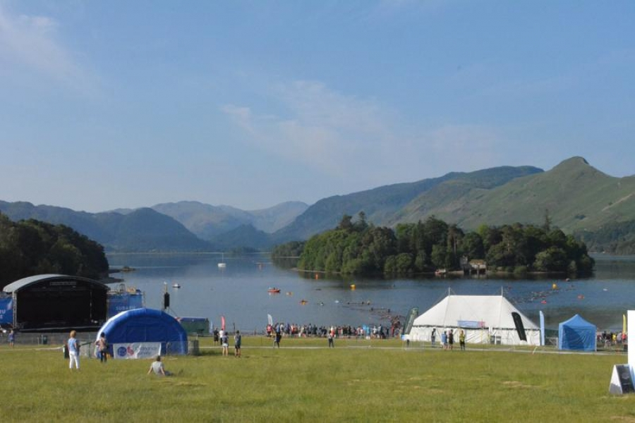 Keswick Mountain Festival delivers music, sport, adventure, aerobatics, skydiving and sun to kick off the summer