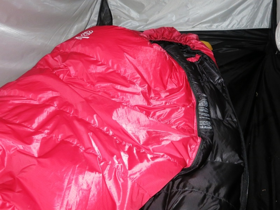 Cumulus Panyam 450 Sleeping Bag: Tested & Reviewed