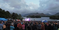 Iconic Britpop and local talent complete live music line-up for Keswick Mountain Festival