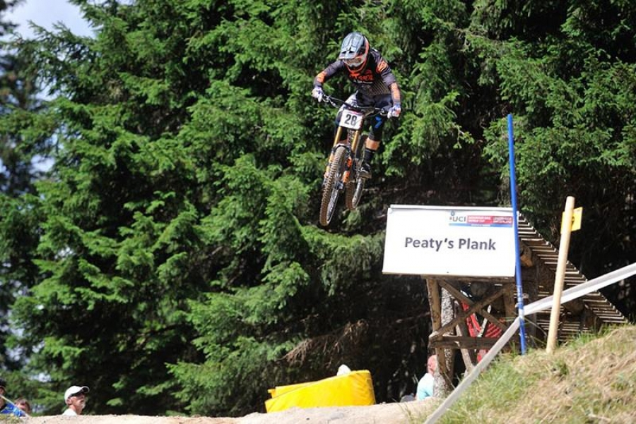 Lenzerheide World Cup Weekender by Henry Iddon