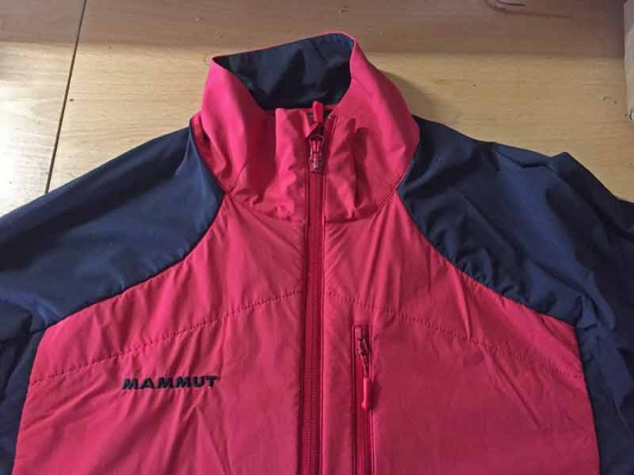 Mammut Foraker Hybrid Jacket tested and reviewed