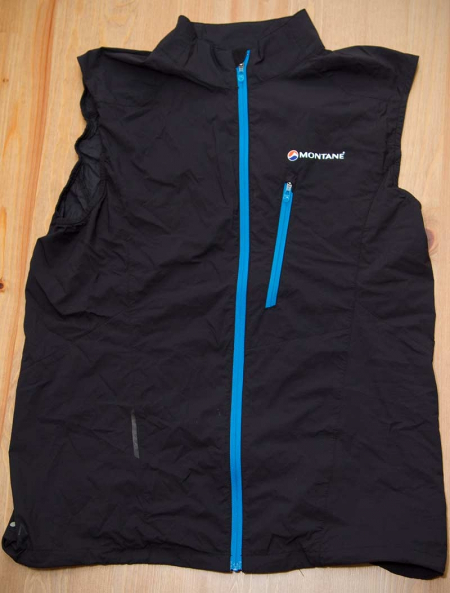 Montane Featherlite Trail Vest tested and reviewed