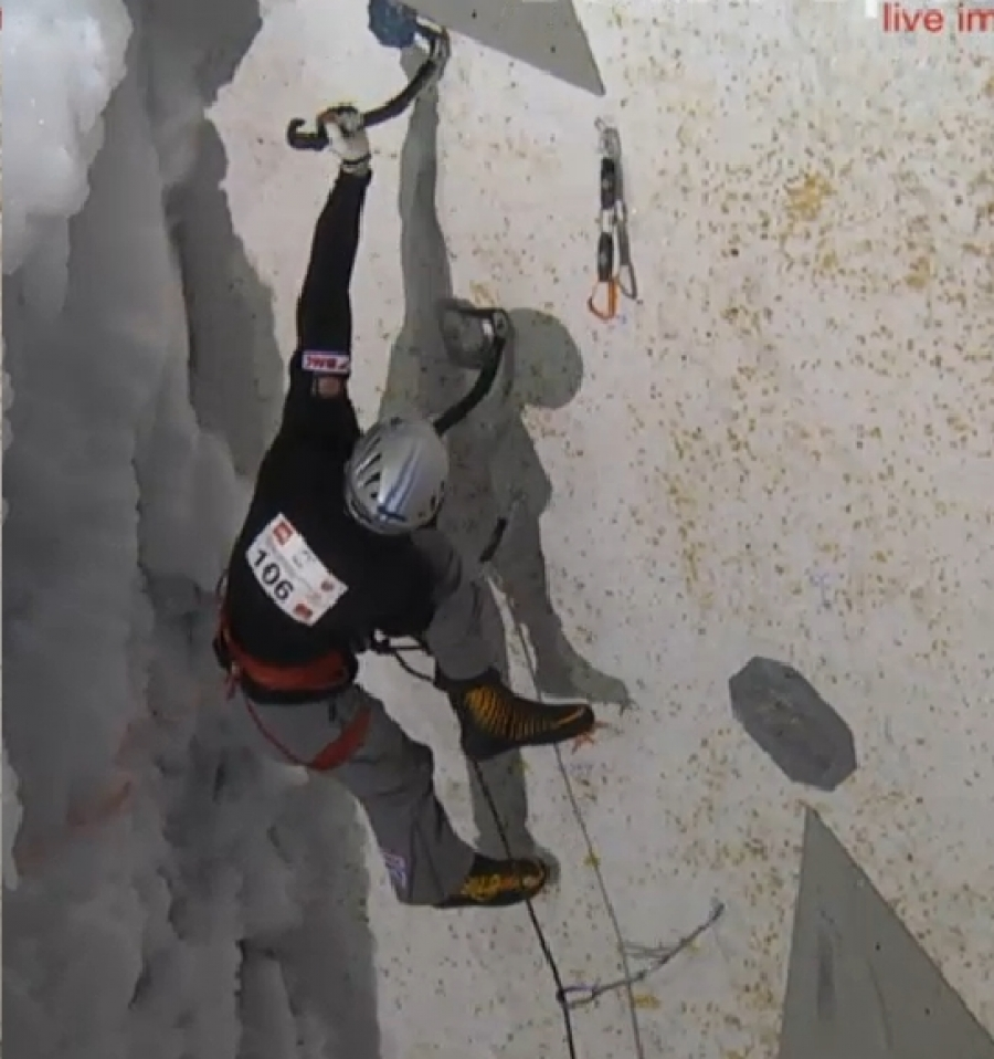 MyOutdoors talks to Andy Turner as he heads to Sochi for the Olympic Ice Climbing demonstration