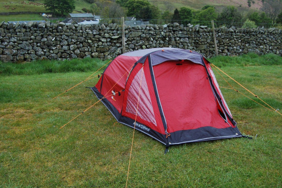 Vango Flux 200 Reviewed