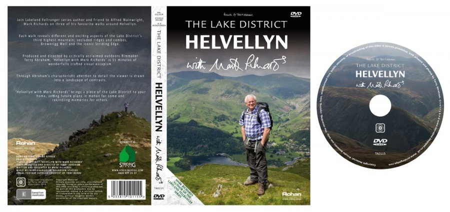 Terry Abraham's Helvellyn with Mark Richards - reviewed