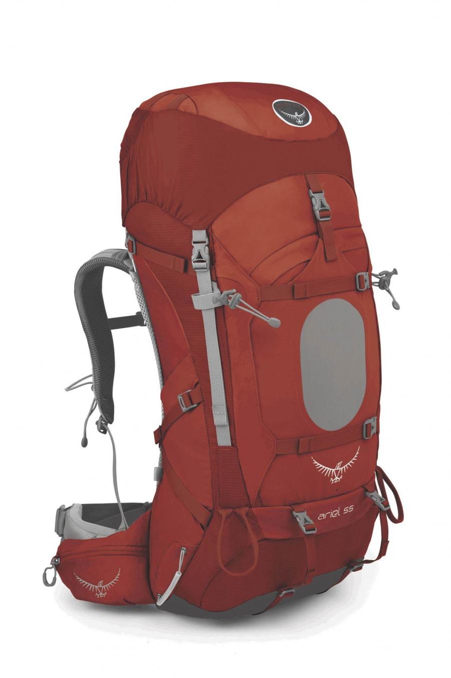 Kit review: Osprey Ariel Women's Rucksack Reviewed