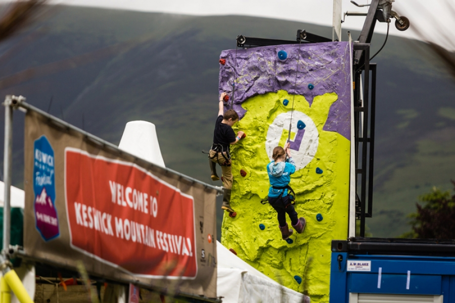 Keswick Mountain Festival secures more partners as it prepares for growth
