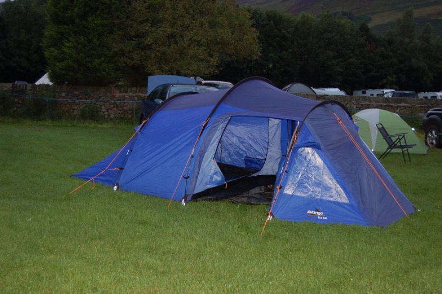 Vango EOS 350 Reviewed