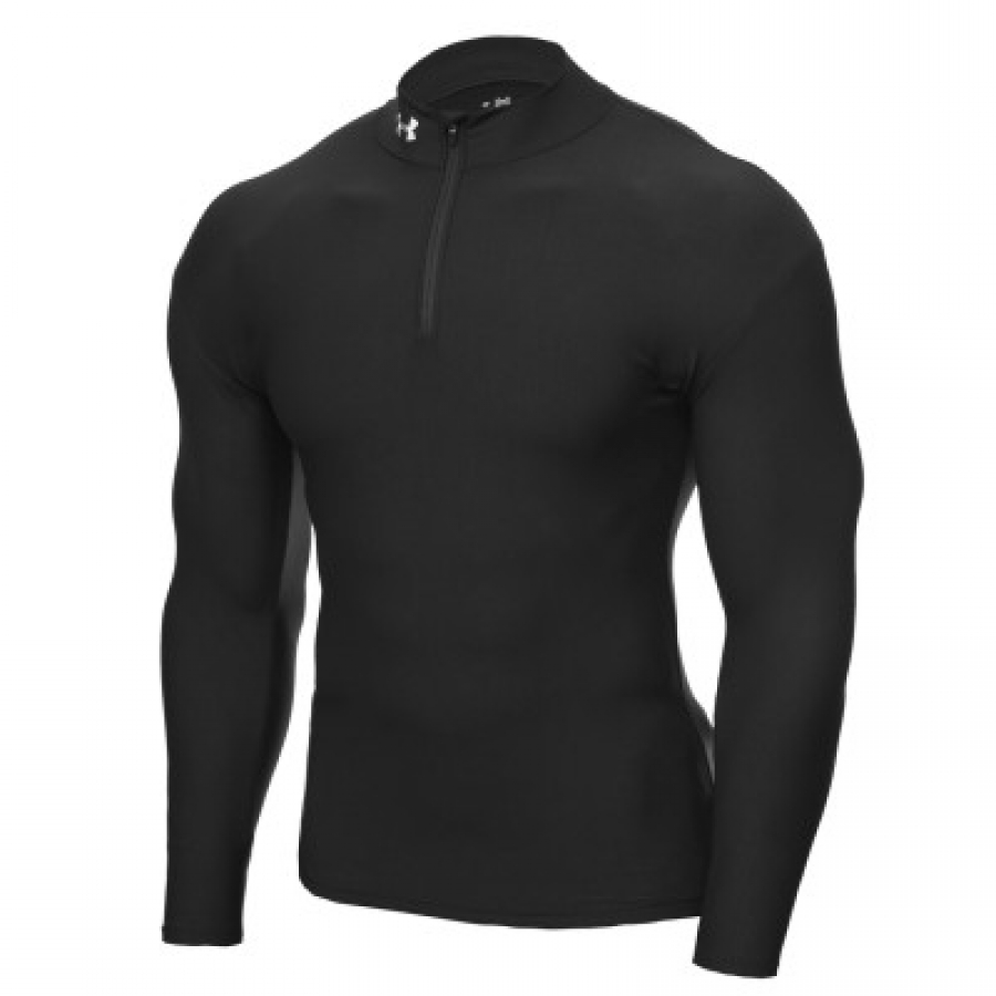 Under Armour Coldgear Compression 1/4 Zip Reviewed
