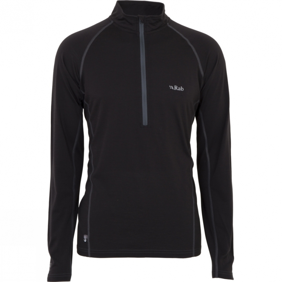 Rab MeCo 165 LS Zip Reviewed