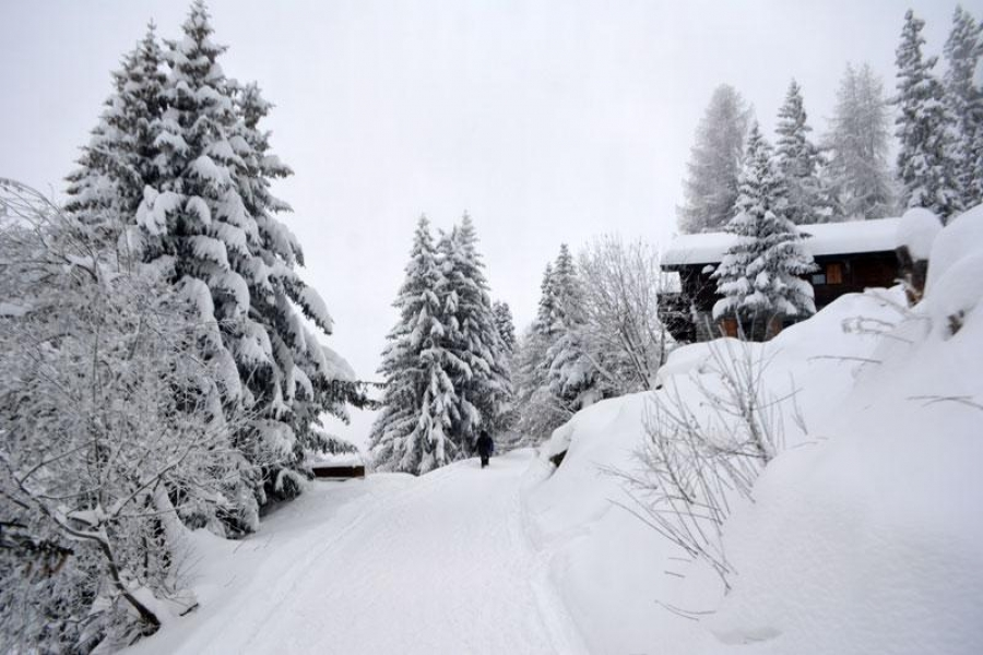 Zero to Hero: Learning to ski in Switzerland's Aletsch Arena