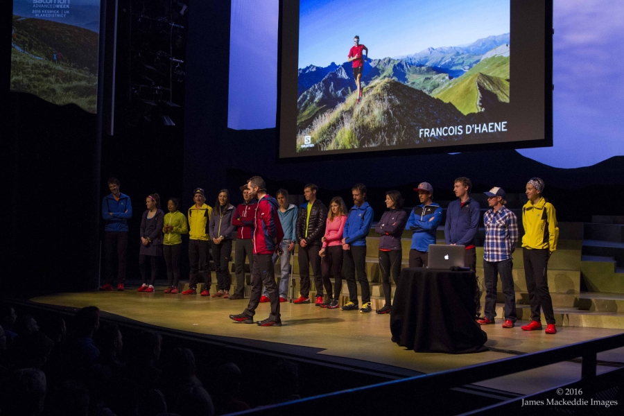 Salomon Advanced Week - SRTV and Q&A at a Theatre by the Lake