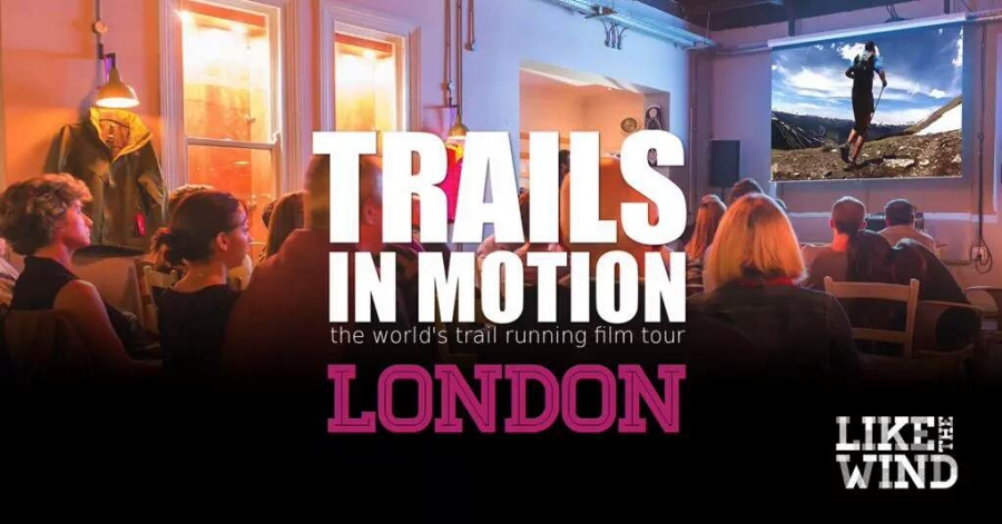 Trails In Motion - Hosted by Like the Wind Magazine - Film Review