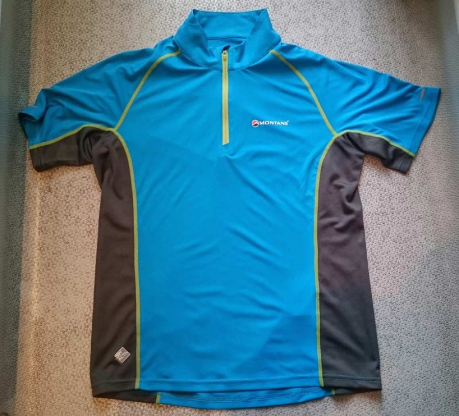 Montane Sonic Ultra Zip T tested and reviewed
