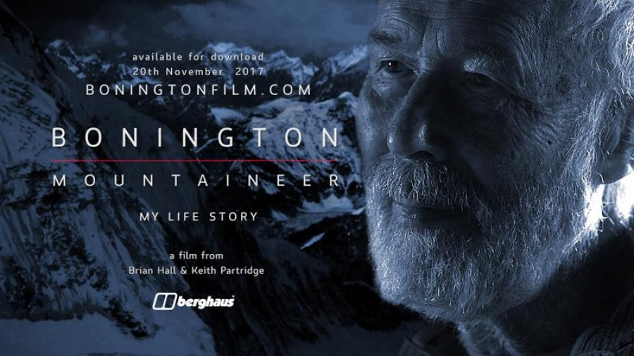 Film Review: Bonington - Mountaineer