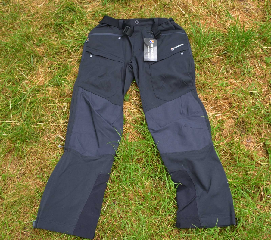 Montane Super Terra Pants Reviewed