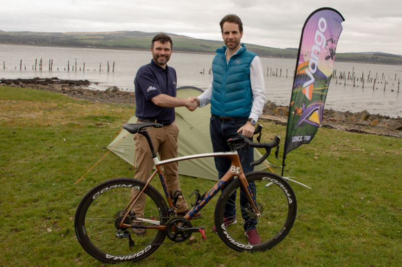 2019 Vango Mark Beaumont 2