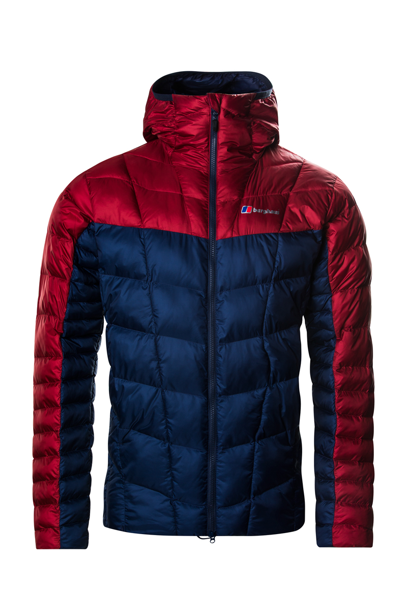 Montane Berghaus and Inov8 launch new jackets featuring new