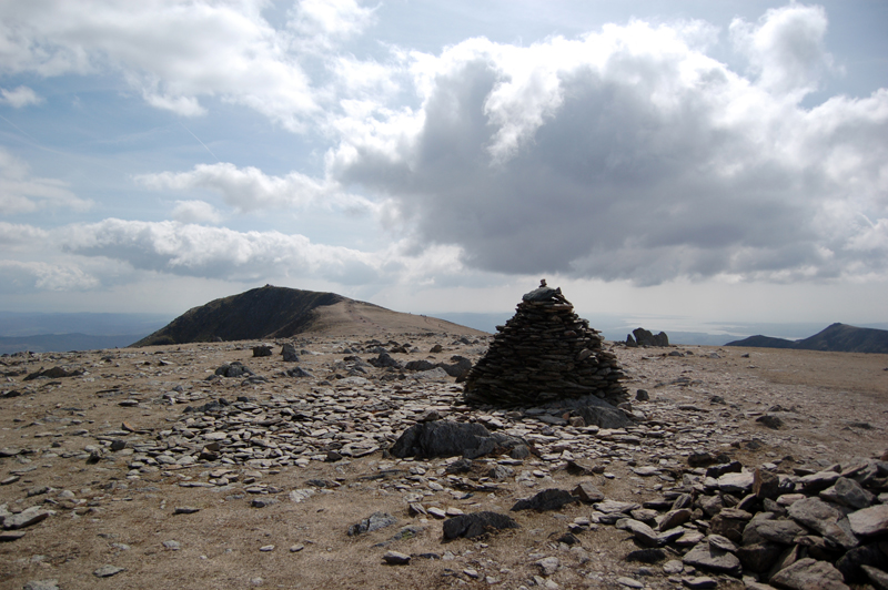 Brim Fell and Old Man of Coniston