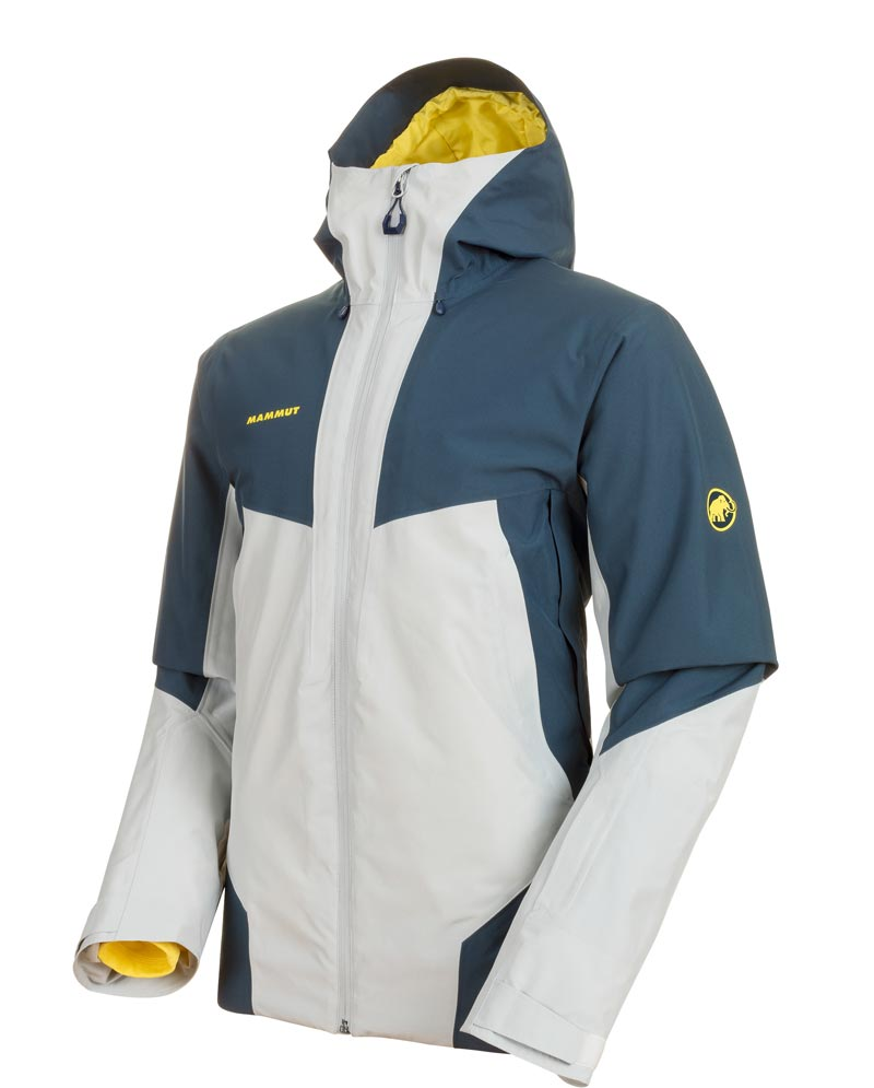 Casanna Thermo Hooded HS Jacket Men