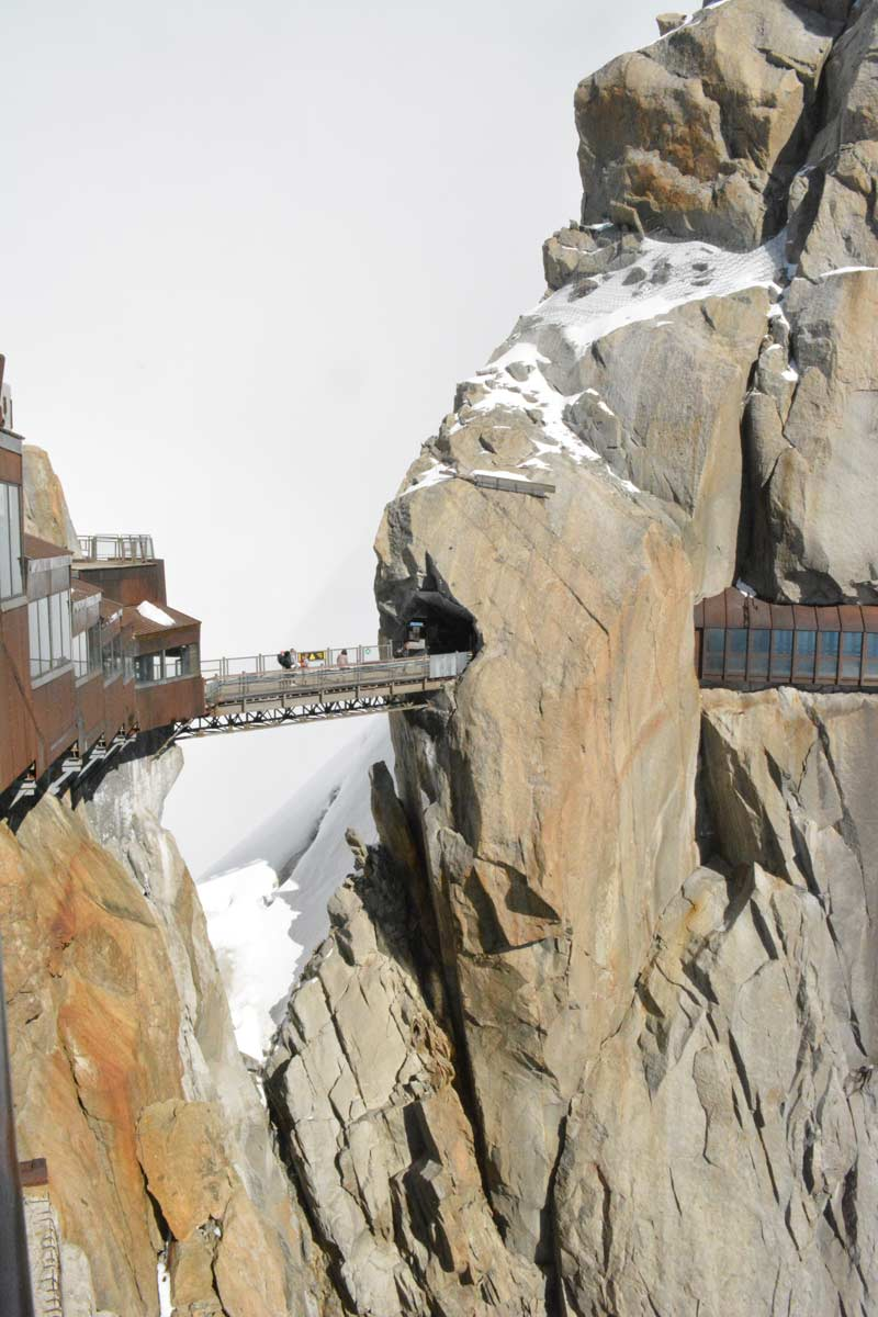 Chamonix AdM bridge