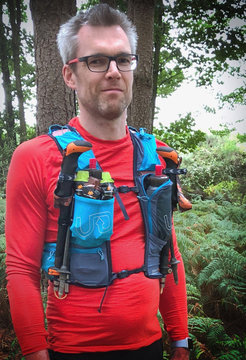 huge selection of 2e355 5c9e1 Ultimate Direction Adventure Vest 4.0 reviewed