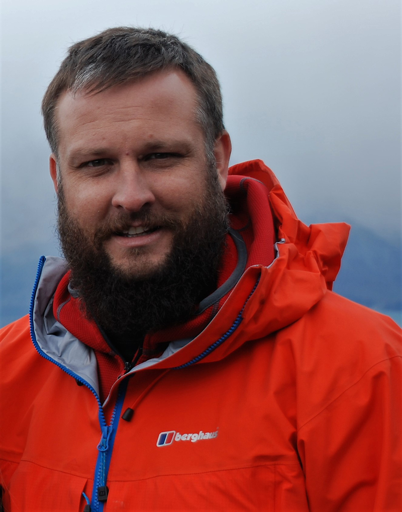 Graeme Grim Paige Berghaus category manager 002