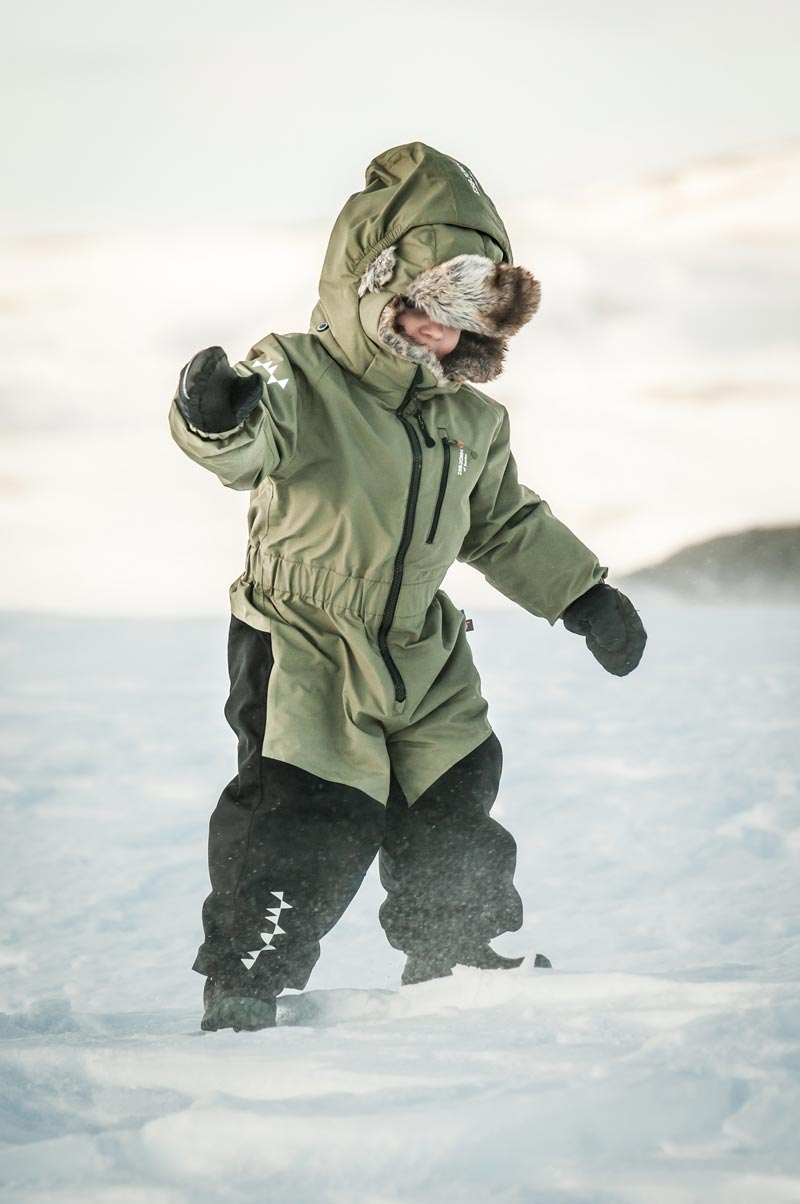 Isbjorn Penguin Snowsuit Bast i Test award winner for seventh time 2 002