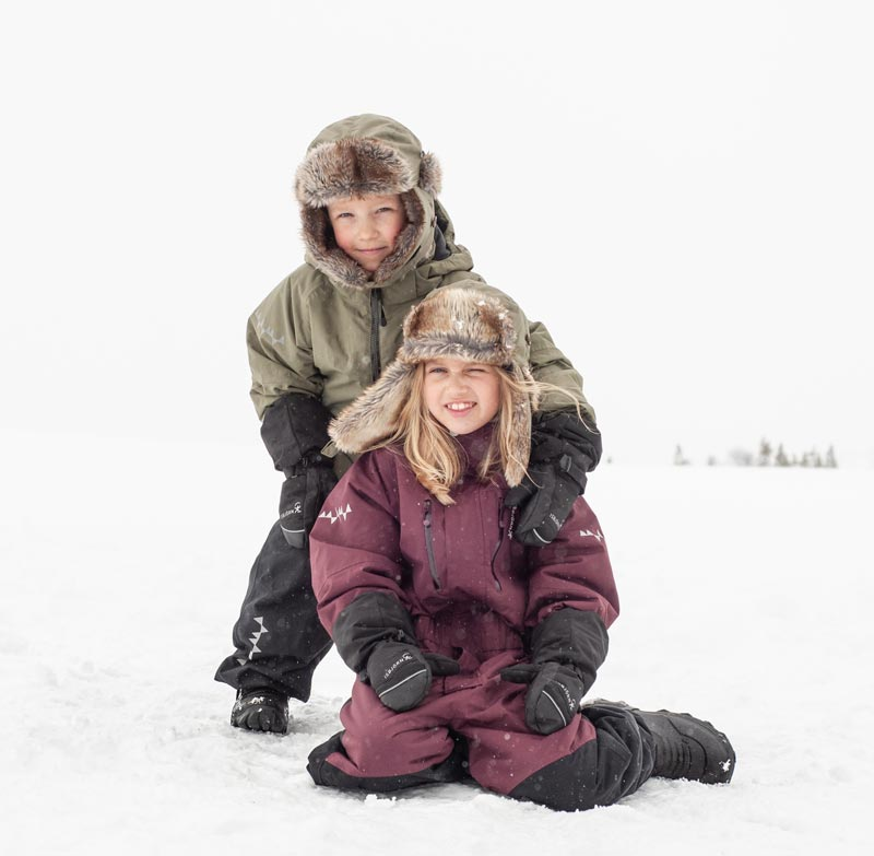 Isbjorn of Sweden Penguin Snowsuit Bast i Test award winner for seventh time