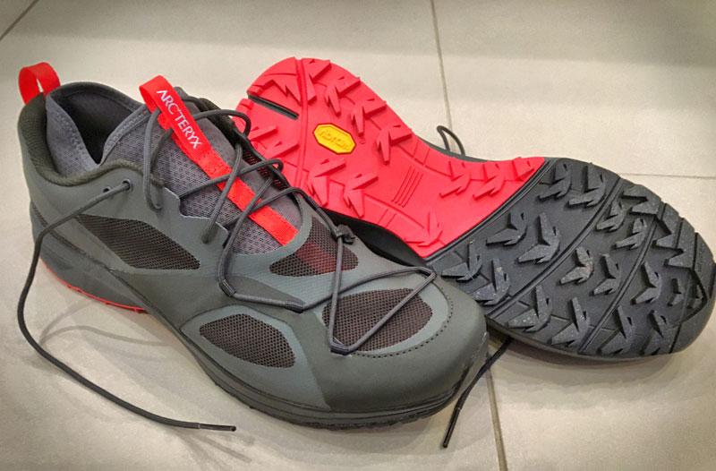 Arc'teryx Norvan VT Trail Running Shoes