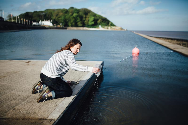 Sophie Mather reviews the potential microplastic issue at the coast