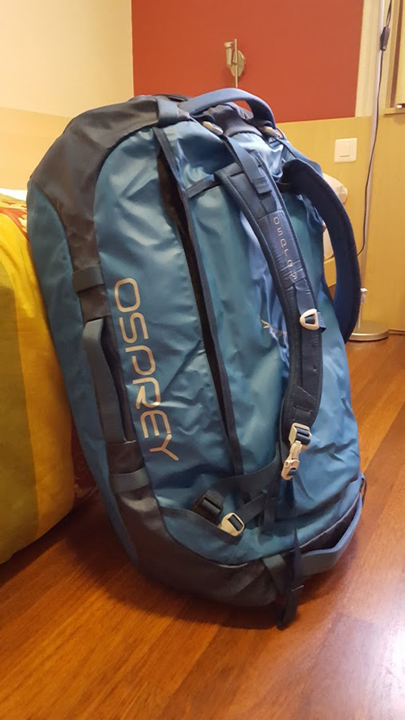Osprey Transporter 95 tested and reviewed a35fc019b17
