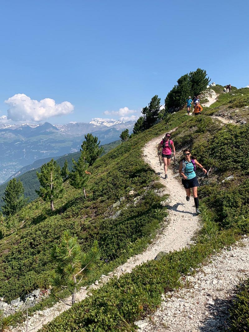 Valais trail running 15