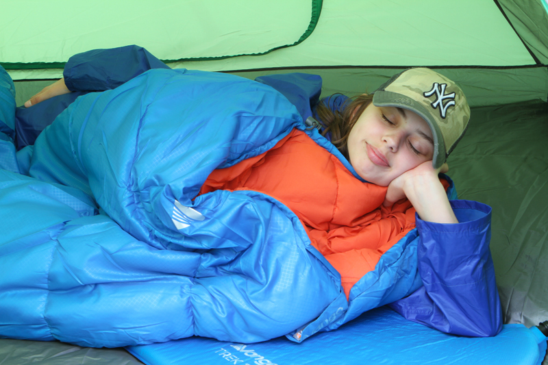 Vango DofE sleeping bag
