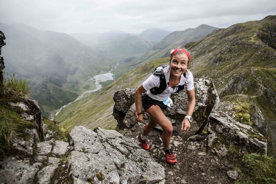 Salomon to sponsor new Skyline Scotland™ races