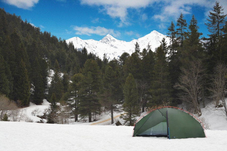 Share your view and win a top-class Terra Nova tent with #mytentview