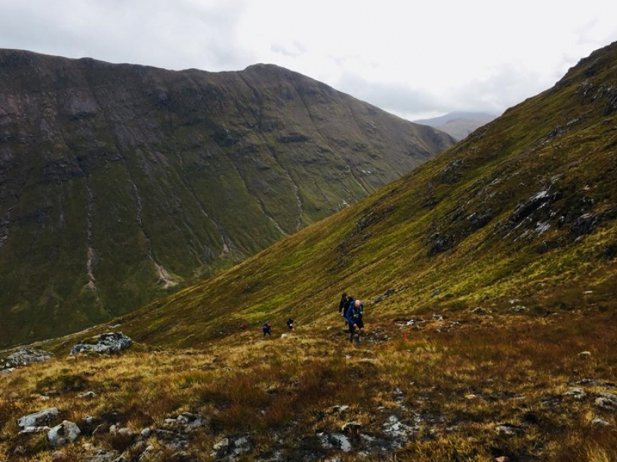 The Salomon Glen Coe Skyline – Taking on the race where mountaineering and running meet.