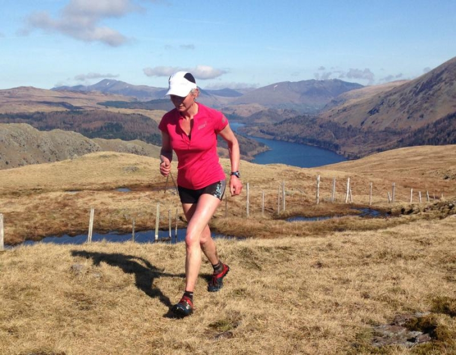 Nicky Spinks runs fastest ever double Bob Graham Round