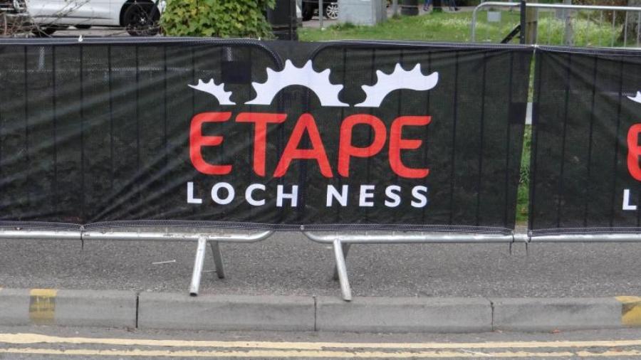 Etape Loch Ness