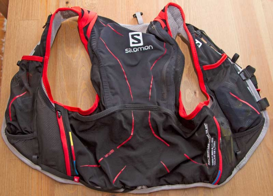 Salomon Advanced Skin S-Lab Hydro 12 Hydration Pack
