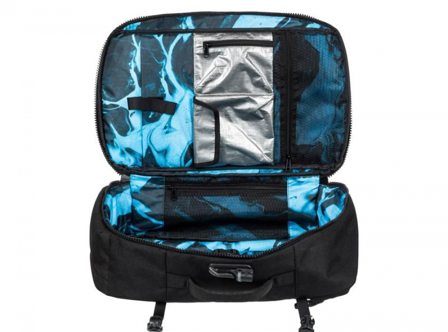 Quiksilver X Pacsafe 40l anti-theft carry-on pack reviewed