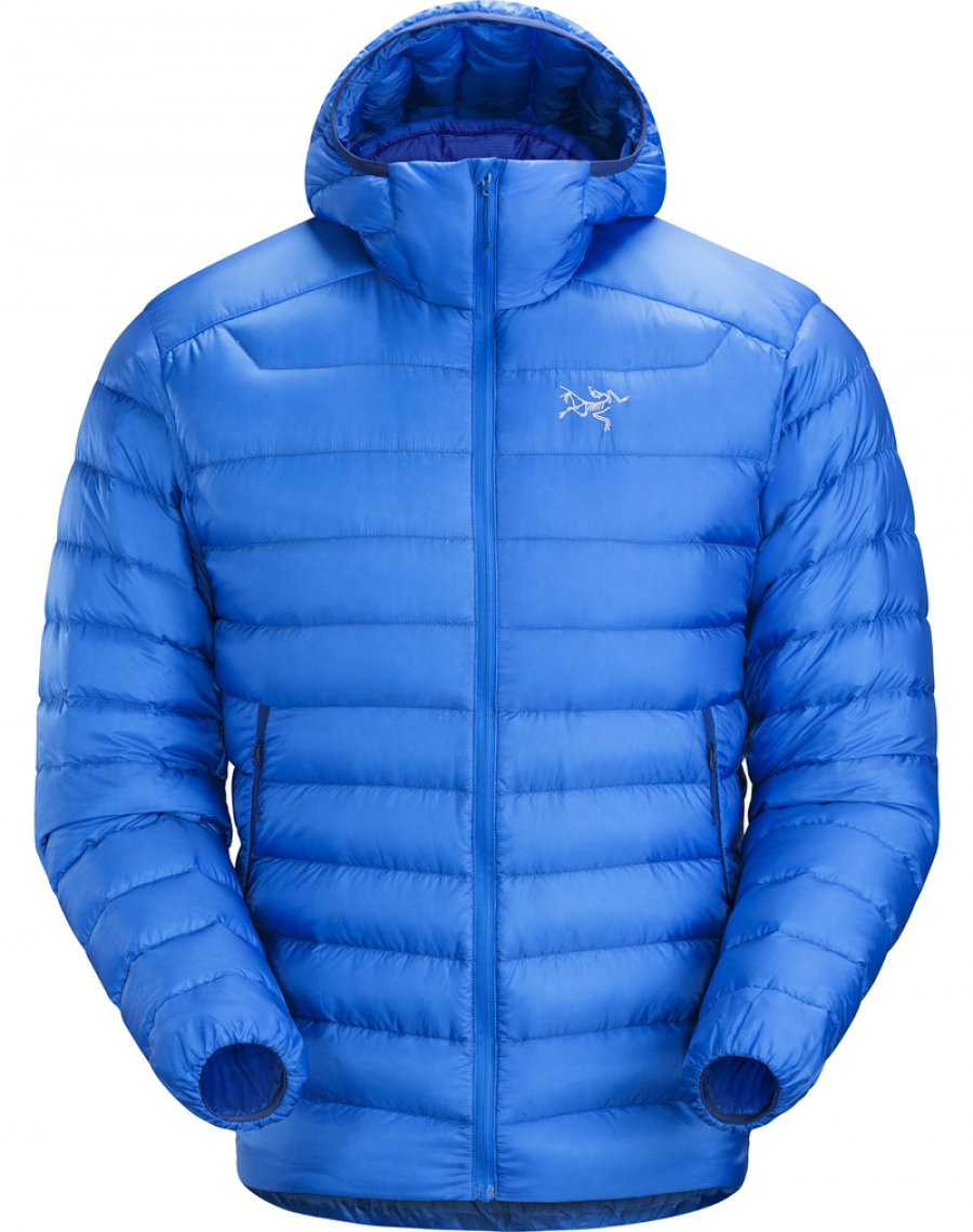 Arcteryx Cerium LT Hoody tested and reviewed